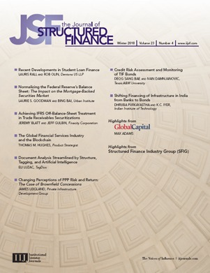 Achieving IFRS Off-Balance-Sheet Treatment in Trade Receivables