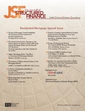The Journal of Structured Finance: 23 (3)