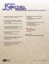 The Journal of Structured Finance: 23 (4)