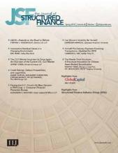 The Journal of Structured Finance: 24 (1)