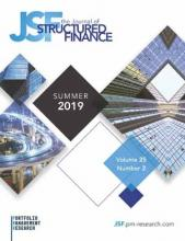 The Journal of Structured Finance: 25 (2)