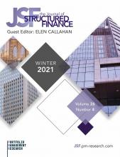 The Journal of Structured Finance: 26 (4)